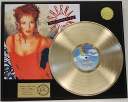 SHEENA-EASTON-GOLD-LP-LTD-RECORD-DISPLAY-THE-LOVER-IN-ME-FREE-US-SHIPPING-181148249743
