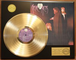 STEVIE-NICKS-GOLD-LP-LTD-EDITION-RARE-RECORD-DISPLAY-AWARD-QUALITY-180913605183