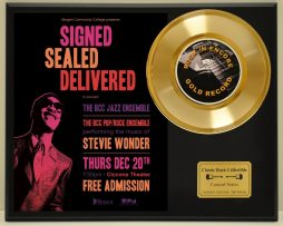 STEVIE-WONDER-LIMITED-EDITION-CONCERT-POSTER-SERIES-GOLD-45-DISPLAY-181427937993