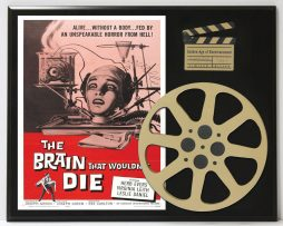THE-BRAIN-THAT-WOULDNT-DIE-HORROR-FILM-LIMITED-EDITION-MOVIE-REEL-DISPLAY-172236593513