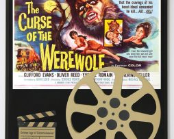 THE-CURSE-OF-THE-WEREWOLF-OLIVER-REED-POSTER-LIMITED-EDITION-MOVIE-REEL-DISPLAY-182166657673