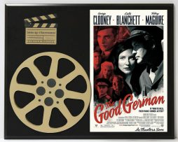 THE-GOOD-GERMAN-GEORGE-CLOONEY-CATE-BLANCHETT-LTD-EDITION-MOVIE-REEL-DISPLAY-182171166883