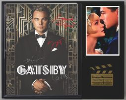 THE-GREAT-GATSBY-LTD-EDITION-REPRODUCTION-MOVIE-SCRIPT-CINEMA-DISPLAY-C3-172146931563