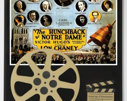 THE-HUNCHBACK-OF-NOTRE-DAME-WITH-LON-CHANEY-LTD-EDITION-MOVIE-REEL-DISPLAY-172244833953