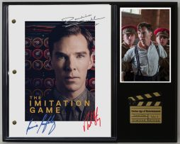THE-IMITATION-GAME-LTD-EDITION-REPRODUCTION-MOVIE-SCRIPT-CINEMA-DISPLAY-C3-172203127963