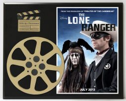 THE-LONE-RANGER-LIMITED-EDITION-MOVIE-REEL-DISPLAY-172248298563
