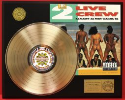 TWO-LIVE-CREW-AS-NASTY-AS-THEY-WANNA-BE-LIMITED-GOLD-LP-RECORD-AWARD-DISPLAY-181146096803