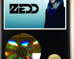 ZEDD-LIMITED-EDITION-24kt-GOLD-CD-DISPLAY-171376932013