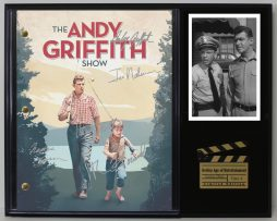 ANDY-GRIFFITH-LTD-EDITION-REPRODUCTION-TELEVISION-SCRIPT-DISPLAY-C3-171891273564