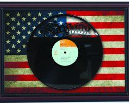 Aerosmith-Toys-In-The-Attic-Cherry-Frame-Laser-Cut-Black-Vinyl-Record-FlagK1-172344610224