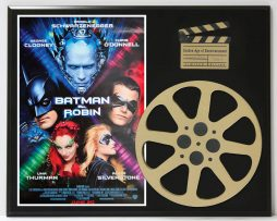 BATMAN-AND-ROBIN-GEORGE-CLOONEY-ODONNELL-LIMITED-EDITION-MOVIE-REEL-DISPLAY-172235570414