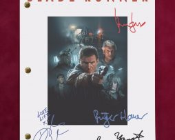 BLADE-RUNNER-MOVIE-SCRIPT-W-REPRODUCTION-SIGNATURES-FORD-HAUER-YOUNG-C3-172258036494