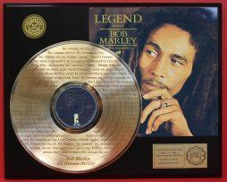 BOB-MARLEY-LEGEND-EDITION-GOLD-LP-RECORD-LASER-ETCHED-W-LYRICS-181448279394