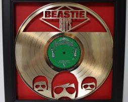 Beastie-Boys-Framed-Laser-Cut-Gold-Plated-Vinyl-Record-in-Shadowbox-Wallart-172387399024