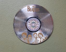 Beatles-PLATINUM-12-LP-RECORD-LASER-CUT-WALL-ART-DISPLAY-FREE-SHIPPING-M4-172740895984