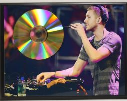 CALVIN-HARRIS-24kt-GOLD-CD-LTD-EDITION-PLAQUE-FAST-FREE-US-PRIORITY-SHIPPING-181465735714