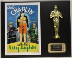CHARLIE-CHAPLIN-CITY-NIGHTS-LTD-EDITION-OSCAR-MOVIE-DISPLAY-FREE-SHIPPING-171389348074