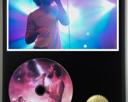 EDWARD-SHARPE-AND-THE-MAGNETIC-ZEROS-LTD-EDITION-PICTURE-CD-DISC-DISPLAY-181460549384