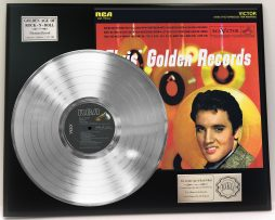 ELVIS-PRESLEY-ELVIS-GOLD-RECORDS-PLATINUM-LP-LTD-EDITION-RECORD-DISPLAY-171237225054