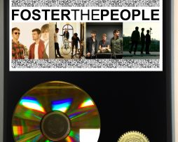 FOSTER-THE-PEOPLE-LIMITED-EDITION-24kt-GOLD-CD-DISPLAY-181456528594
