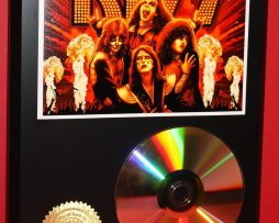 KISS-LIMITED-EDITION-24kt-GOLD-CD-DISC-COLLECTIBLE-DISPLAY-171354481334