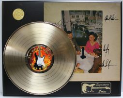 LED-ZEPPELIN-2-GOLD-LP-LTD-EDITION-REPRODUCTION-SIGNATURE-RECORD-DISPLAY-172048093954