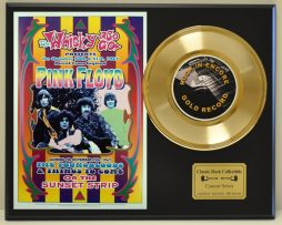 PINK-FLOYD-LTD-EDITION-CONCERT-POSTER-SERIES-GOLD-45-DISPLAY-SHIPS-FREE-181235772114