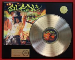 SLASH-24KT-GOLD-LP-LTD-EDITION-RARE-RECORD-DISPLAY-AWARD-QUALITY-SHIPS-FREE-170992480754