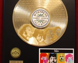 WHEN-IM-64-LIMITED-EDITION-GOLD-LP-RECORD-LASER-ETCHED-W-LYRICS-181921664914