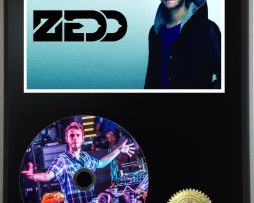 ZEDD-LTD-EDITION-PICTURE-CD-DISC-DISPLAY-171381287244