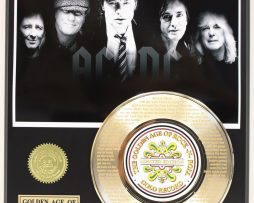 ACDC-2-GOLD-RECORD-LIMITED-EDITION-LASER-ETCHED-WITH-SONGS-LYRICS-181447639705