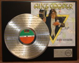 ALICE-COOPER-PLATINUM-RECORD-DISPLAY-ETCHED-W-LYRICS-TO-WELCOME-TO-MY-NIGHTMARE-171382110945