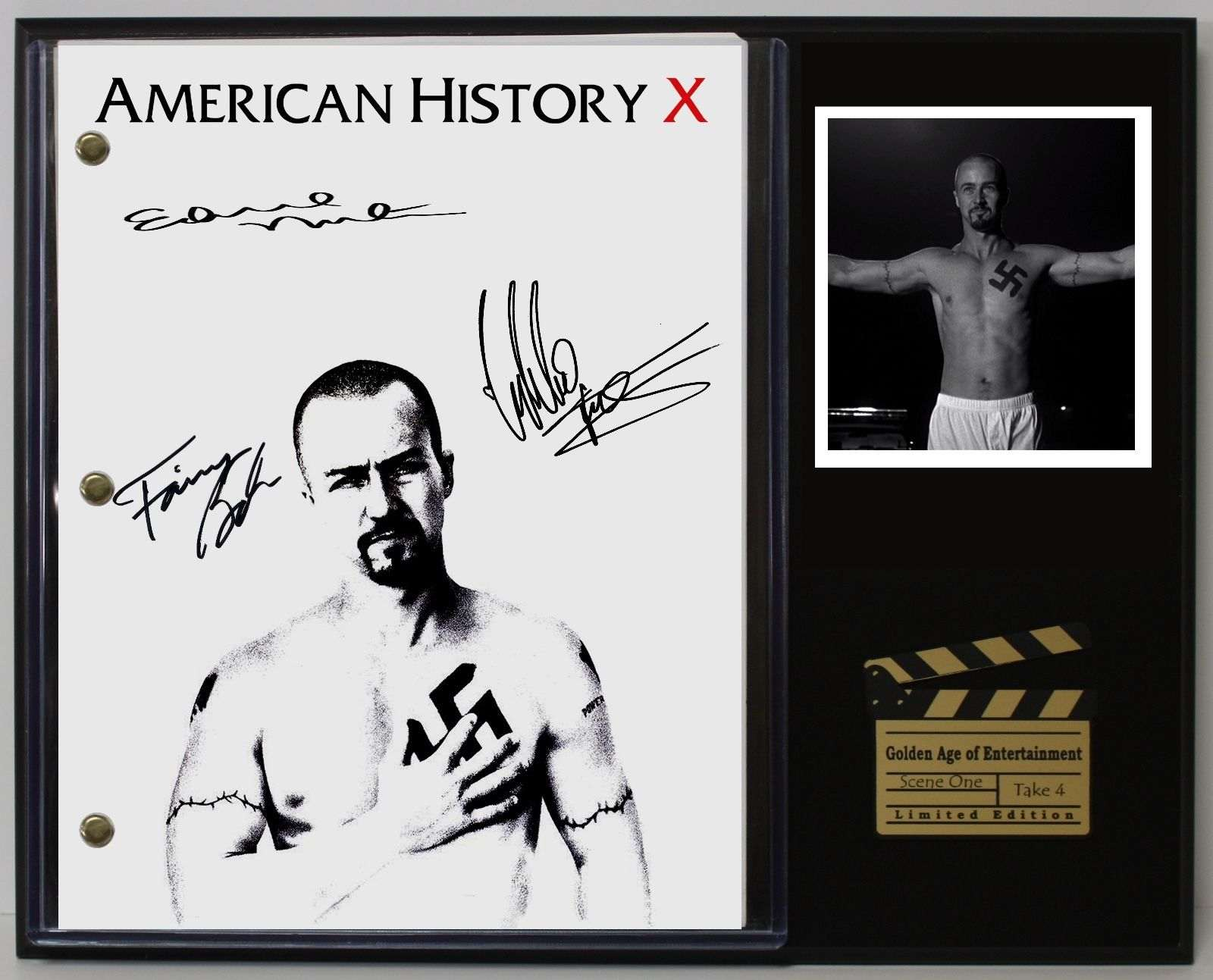 american history x movie 1 day ago  hey everybody, it is my esteemed pleasure to present you with your wtf movie  news of the day, as it's being reported by deadline that.