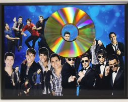 BIG-TIME-RUSH-24-kt-LTD-EDITION-GOLD-CD-PLAQUE-FREE-US-PRIORITY-SHIPPING-171451418895