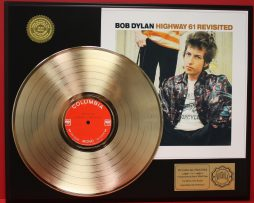 BOB-DYLAN-GOLD-LP-RECORD-DISPLAY-ACTUALLY-PLAYS-THE-SONG-LIKE-A-ROLLING-STONE-181112638335
