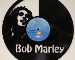 BOB-MARLEY-VINYL-12-LP-RECORD-LASER-CUT-WALL-ART-DISPLAY-FREE-SHIPPING-181474045895