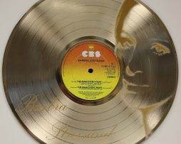 Barbara-Streisand-Gold-Laser-Etched-Limited-Edition-12-LP-Wall-Display-171298924375