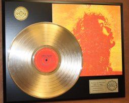 CARLOS-SANTANA-GOLD-LP-LTD-EDITION-RECORD-DISPLAY-AWARD-QUALITY-COLLECTIBLE-170860186575