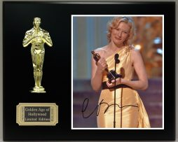 CATE-BLANCHETT-Reproduction-Signed-8x10-Photo-Limited-Edition-Oscar-Display-181830423645