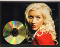 CHRISTINA-AGUILERA-24-kt-LTD-EDITION-GOLD-CD-PLAQUE-FREE-US-PRIORITY-SHIPPING-181306273325