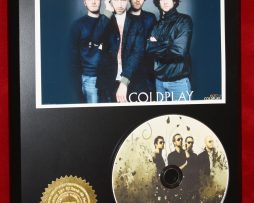 COLDPLAY-LTD-EDITION-PICTURE-CD-DISC-COLLECTIBLE-AWARD-QUALITY-DISPLAY-180900967735