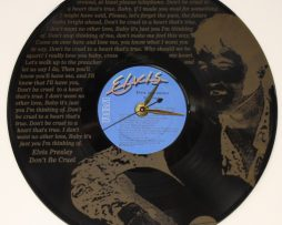 ELVIS-PRESLEY-5-LASER-ETCHED-VINYL-LP-RECORD-WALL-CLOCK-FREE-SHIPPING-181902161175