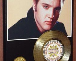 ELVIS-PRESLEY-GOLD-RECORD-LTD-EDITION-LASER-ETCHED-W-LOVE-ME-TENDER-181447313915