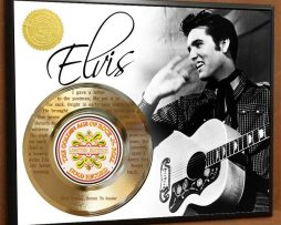 ELVIS-PRESLEY-LTD-ETCHED-W-LYRICS-TO-RETURN-TO-SENDER-POSTER-ART-GOLD-RECORD-171387591465