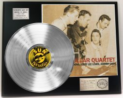 ELVIS-PRESLEY-MILLION-DOLLAR-QUARTET-PLATINUM-LP-LTD-EDITION-RECORD-DISPLAY-171237226045