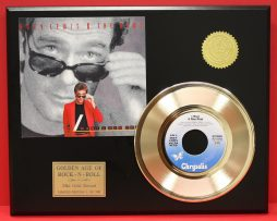 HUEY-LEWIS-THE-NEWS-GOLD-45-FREE-SHIPPING-LTD-EDITION-UNIQUE-MUSIC-GIFT-181014190275