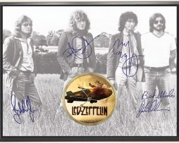 LED-ZEPPELIN-2-LTD-EDITION-SIGNATURE-SERIES-ART-FACE-CLOCK-DISPLAY-J0-172143722635