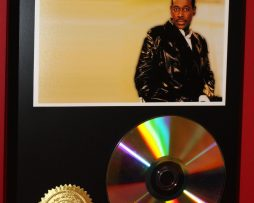 LUTHER-VANDROSS-24kt-GOLD-CDDISC-COLLECTIBLE-RARE-AWARD-QUALITY-PLAQUE-GIFT-170854939635