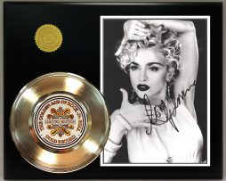 MADONNA-GOLD-45-RECORD-SIGNATURE-SERIES-LTD-EDITION-FREE-US-SHIPPING-171241946025