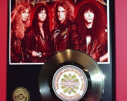MEGADETH-GOLD-45-RECORD-LIMITED-EDITION-DISPLAY-170644393405